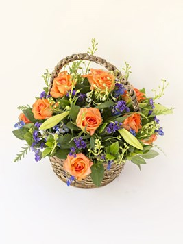 Arrangements: Butterfield Basket
