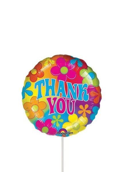 Balloons and Cards: Thank You Foil Balloon