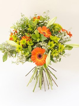 Bouquets: Olive Orange Bouquet