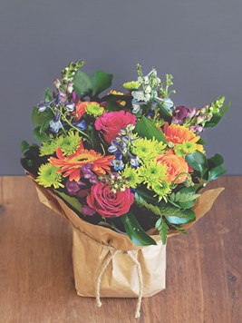 Arrangements: Bright Posy