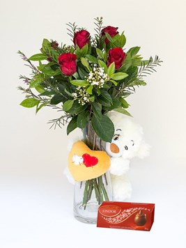 Arrangements: I Love You with Lindt Lindor
