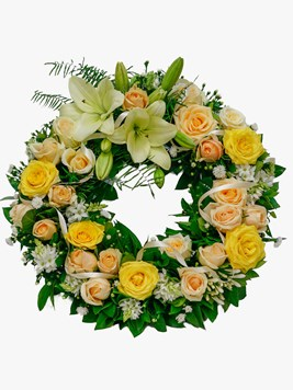 Funeral : Funeral Wreath