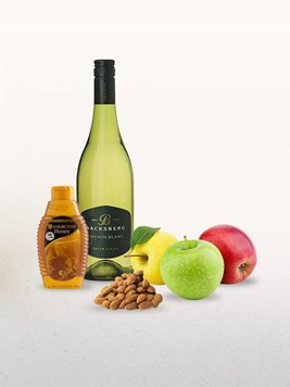 Snack & Gift Hampers: Snack and Wine Gift