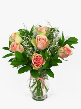 Arrangements: Lovely and Pink