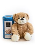 Soft Toys and Gifts: Teddy Bear & D'licious Wafers